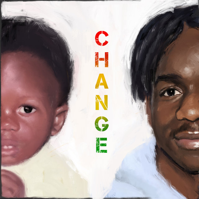 Cover art for album Change by Tinchy Stryder