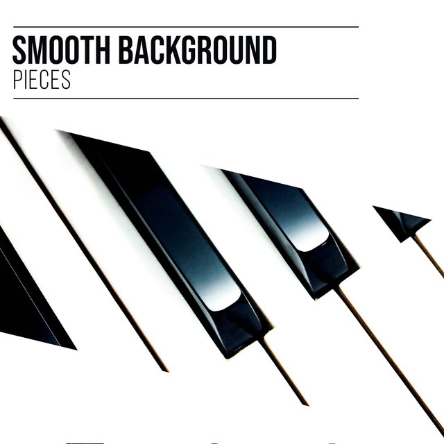 Smooth Background Grand Piano Pieces