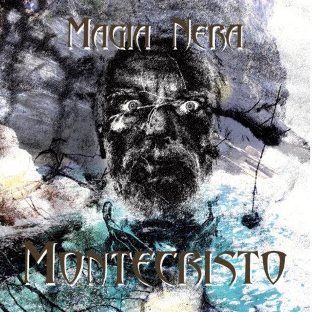Cover art for album Montecristo by Magia Nera