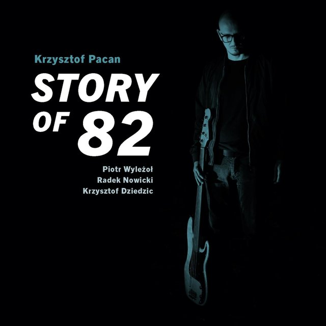 Cover art for album Story of 82 by Krzysztof Pacan