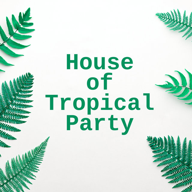 House of Tropical Party - Compilation of 15 Energetic Dance Songs