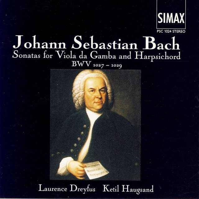 Sonatas for Viola da Gamba and Harpsicord, Bwv 1027 - 1029