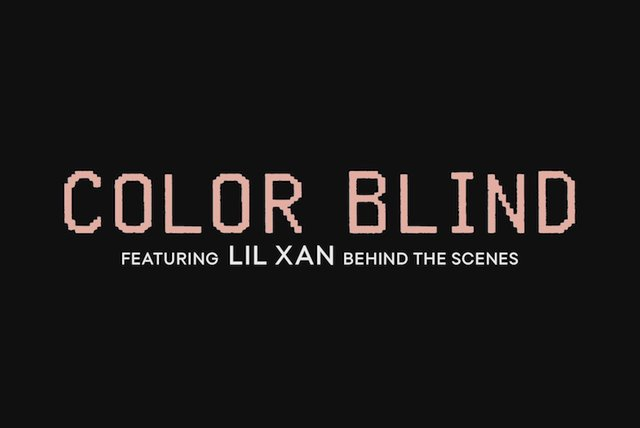 Color Blind - Behind the Scenes