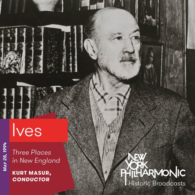 Ives: Three Places in New England (Recorded 1994)