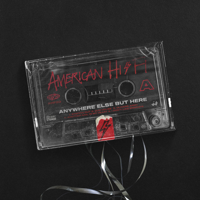 Cover art for album Anywhere Else but Here by American Hi-Fi