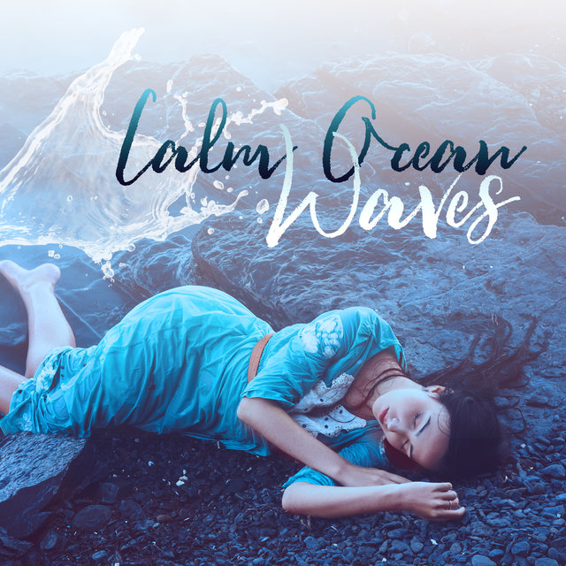 Calm Ocean Waves - Ambient Sounds of Nature for Deep Sleep, Relaxation, Meditation or Yoga Training