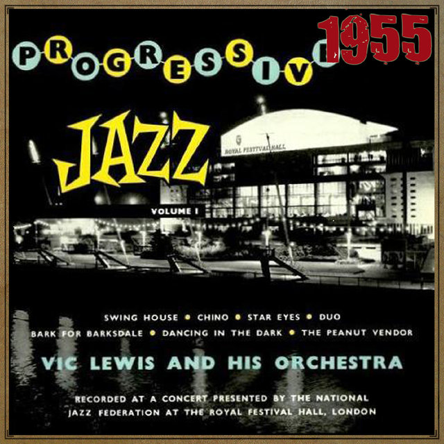 Progressive Jazz At the Royal Festival Hall - 1955