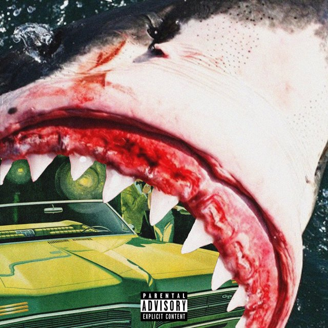 Cover art for album Shark Report by Big Kahuna OG, Monday Night