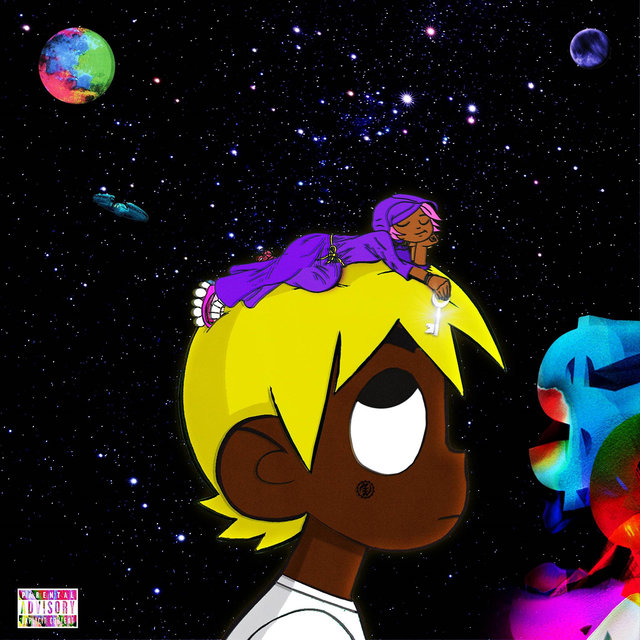 Cover art for album Eternal Atake (Deluxe) - LUV vs. The World 2 by Lil Uzi Vert