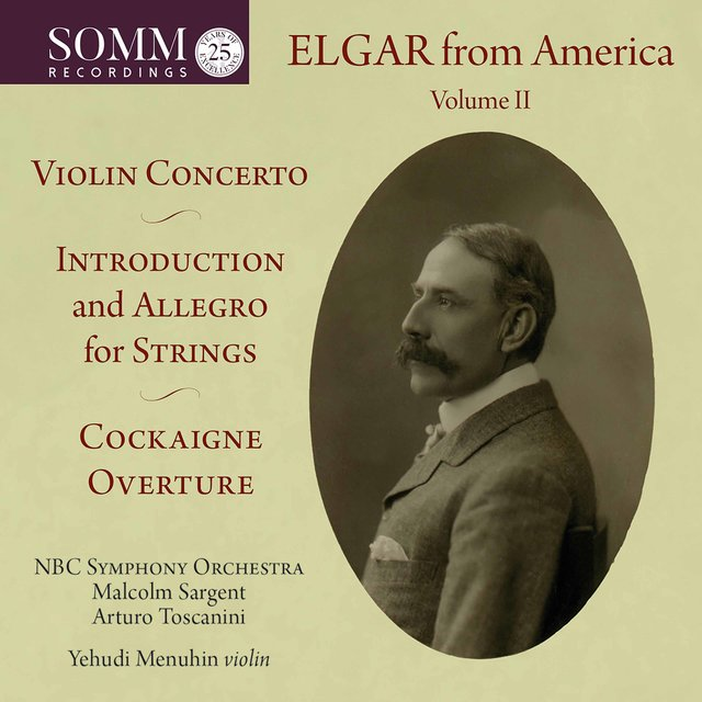 Elgar from America, Vol. 2