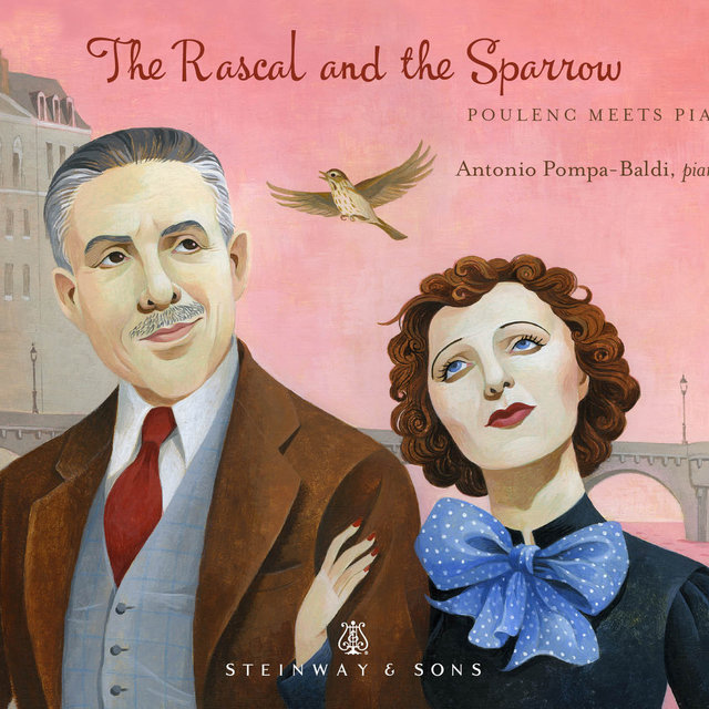 The Rascal and the Sparrow: Poulenc Meets Piaf