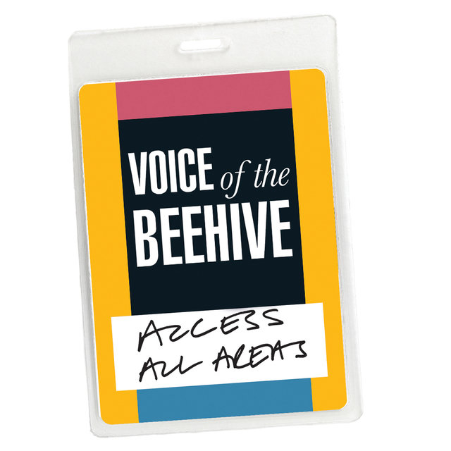 Access All Areas - Voice of the Beehive Live (Audio Version)