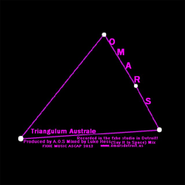 Triangulum Australe (Say It in Space)