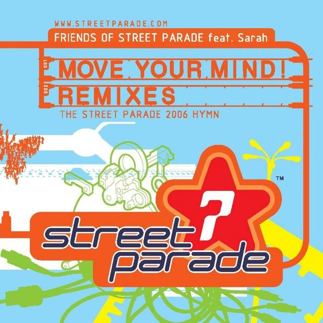 Move Your Mind (Remixes)
