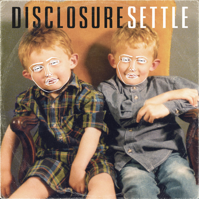 Cover art for album Settle by Disclosure