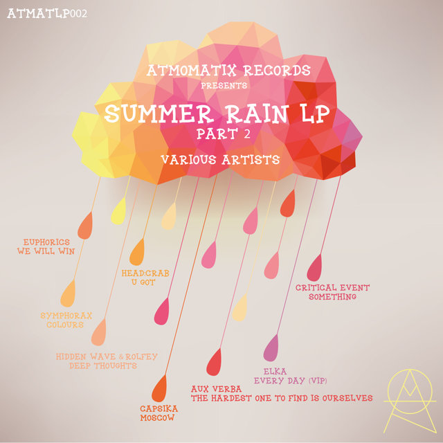 Summer Rain LP Vol. 2