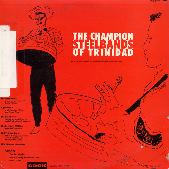 Champion Steel Bands of Trinidad
