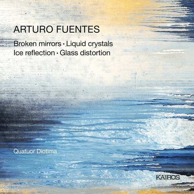 Arturo Fuentes: Broken Mirrors, Liquid Crystals, Ice Reflection & Glass Distortion
