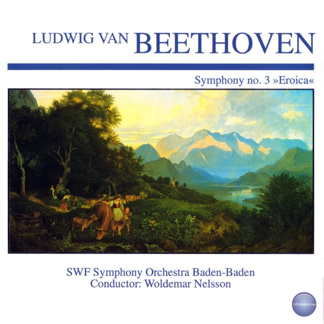 Beethoven: Symphony No. 3 in E Flat Major, Op. 55