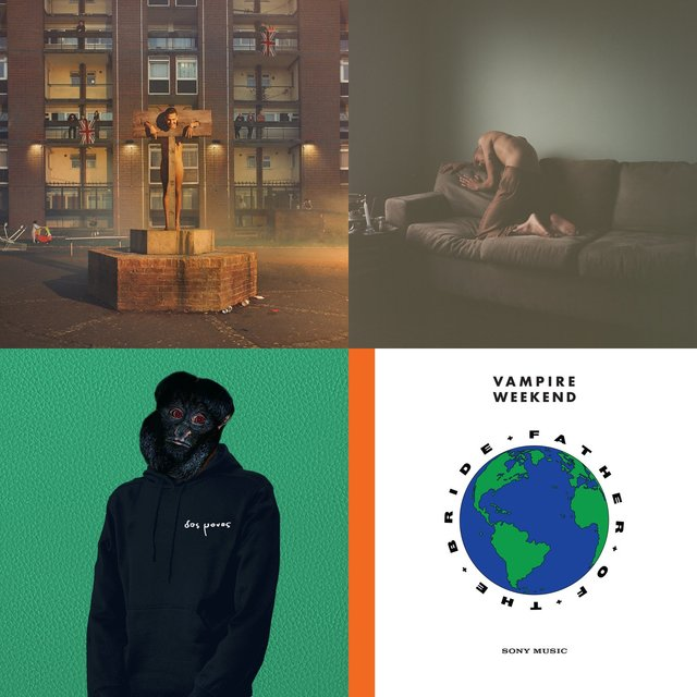 Cover art for album The Best Music Projects of 2019 by User