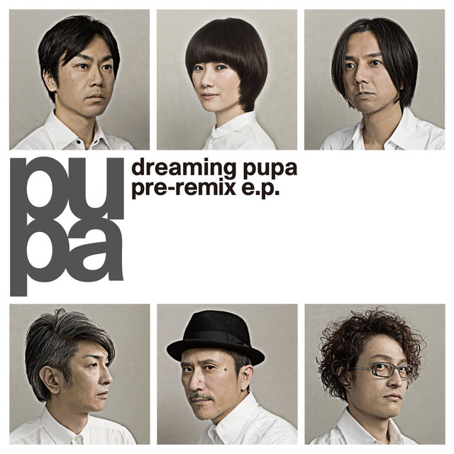 Dreaming Pupa Pre-Remix - EP