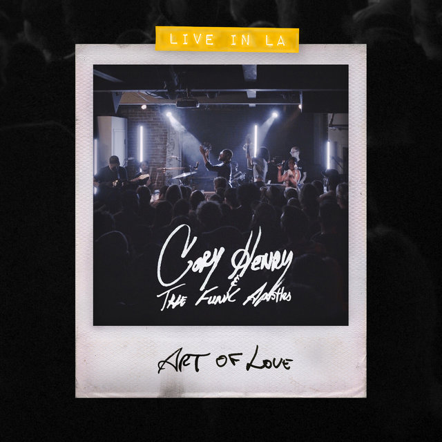 Cover art for album  by Cory Henry, The Funk Apostles