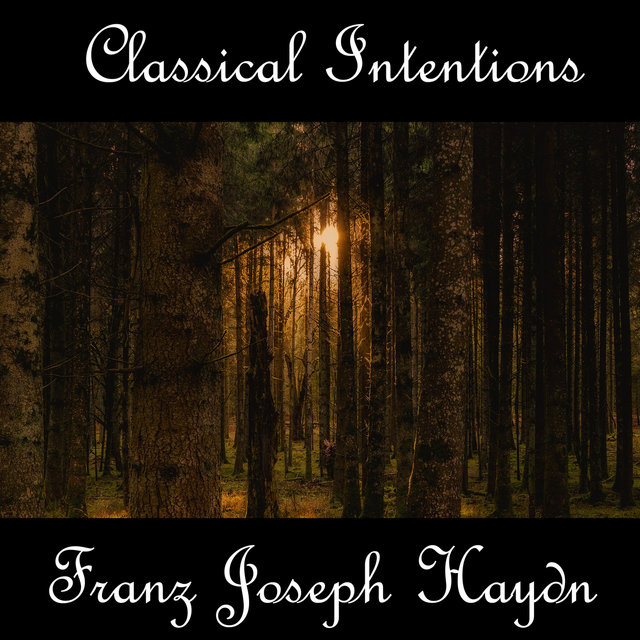 Instrumental Intentions: Franz Joseph Haydn