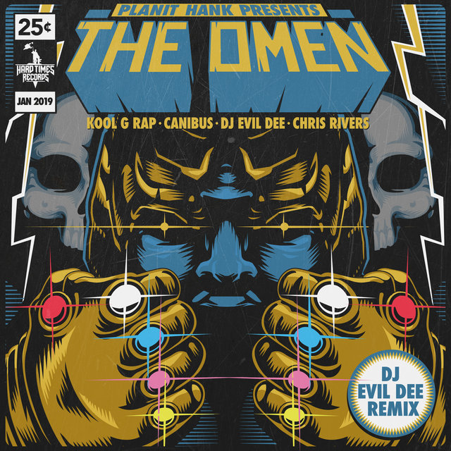 The Omen (feat. Canibus, Kool G Rap, Chris Rivers & DJ Evil Dee) [Remix]