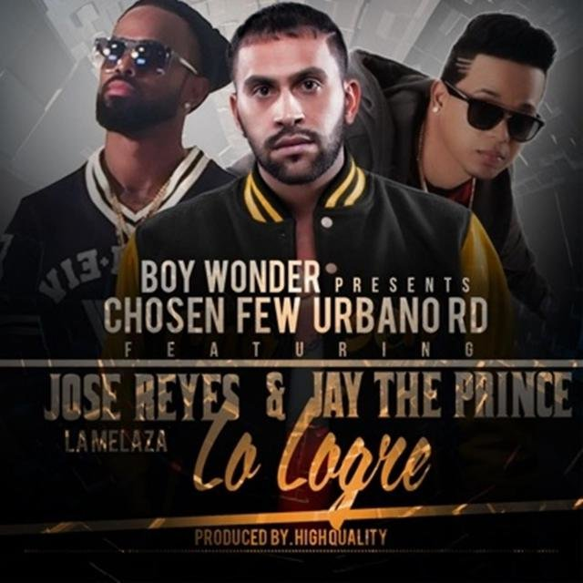 Lo Logre (feat. Jay the Prince)
