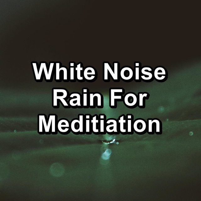 White Noise Rain For Meditiation
