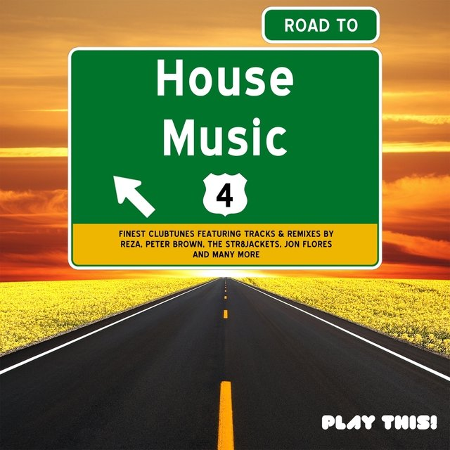 Road to House Music, Vol. 4