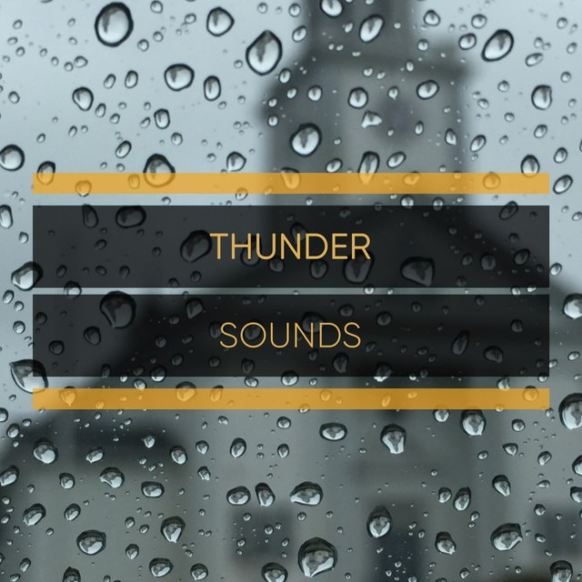 Relaxing Thunder Relief Sounds