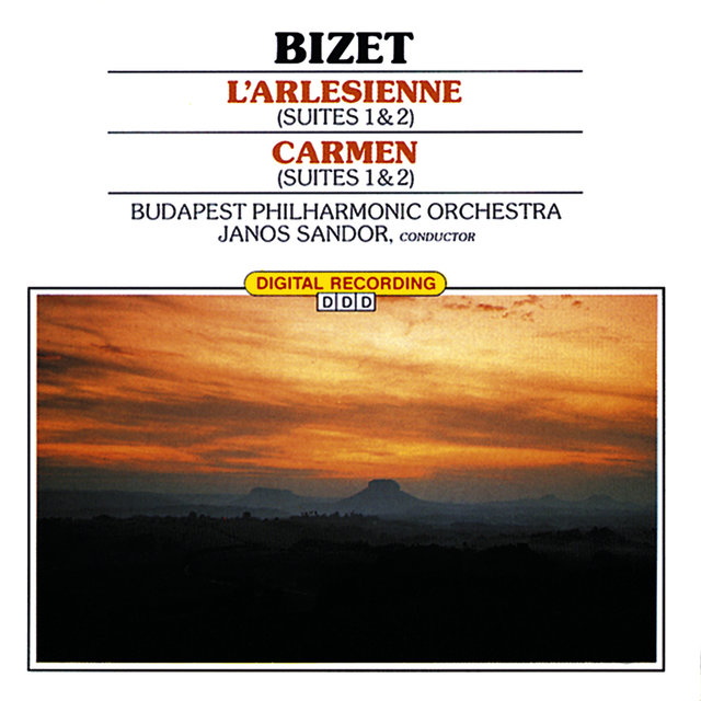 Classical Favorites - Bizet: L'Arlesienne - Carmen
