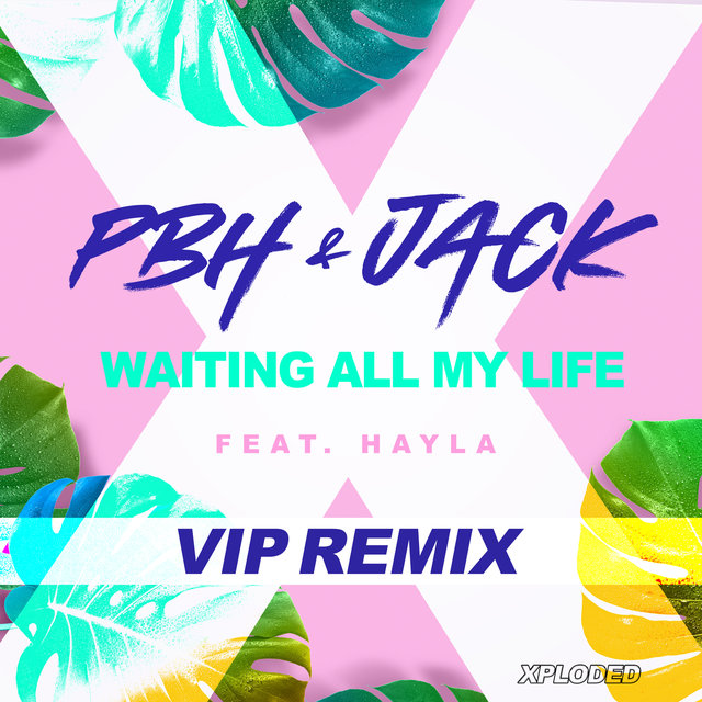 Waiting All My LIfe (Remix)