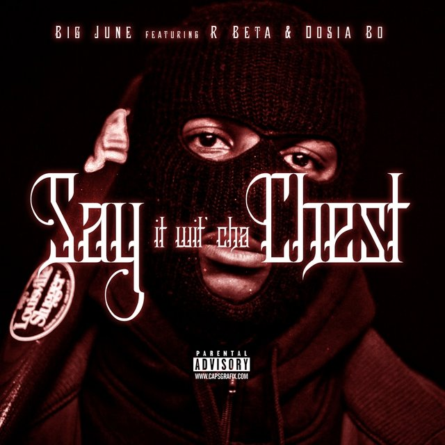Say It wit Cha Chest (feat. R Beta & Dosia Bo) - Single