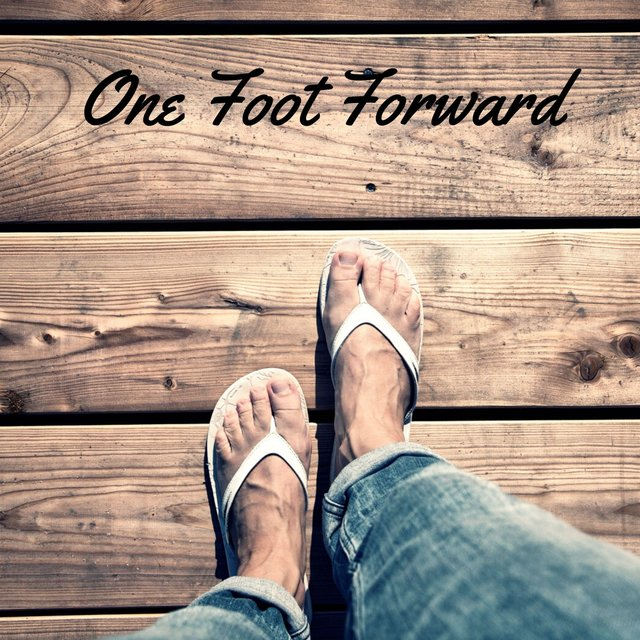 One Foot Forward