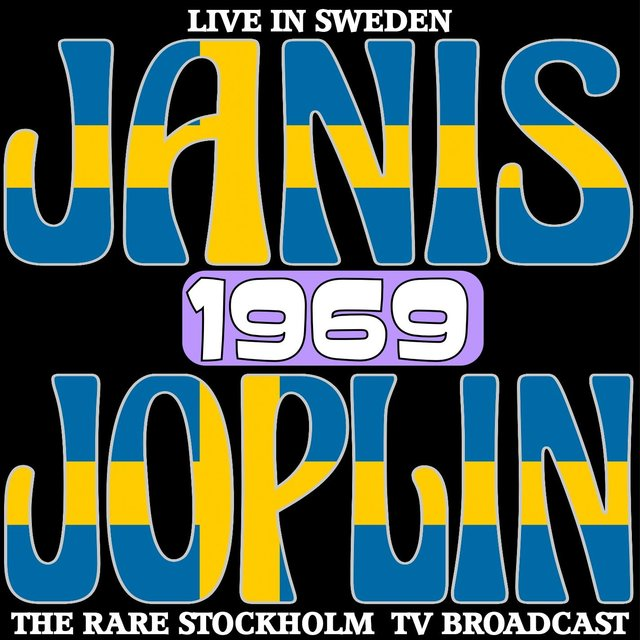 Live In Sweden 1969 - The Rare Stockholm TV Broadcasts