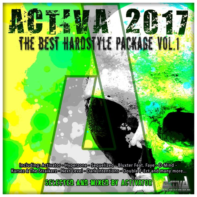 Activa 2017: The Best Hardstyle Package, Vol. 1