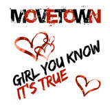 Girl You Know Its True (Radio Edit)