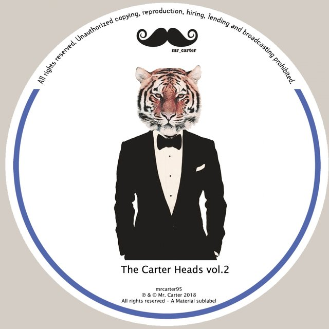 The Carter Heads, Vol. 2 EP