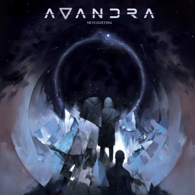 Cover art for album Skylighting by Avandra