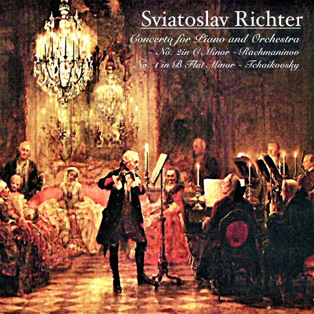 Sviatoslav Richter: Concerto for Piano and Orchestra