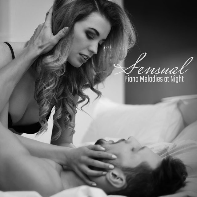 Sensual Piano Melodies at Night – Intimate Jazz Lounge, Blissful Love, Soft Sounds, Sensual Massage, Night Music
