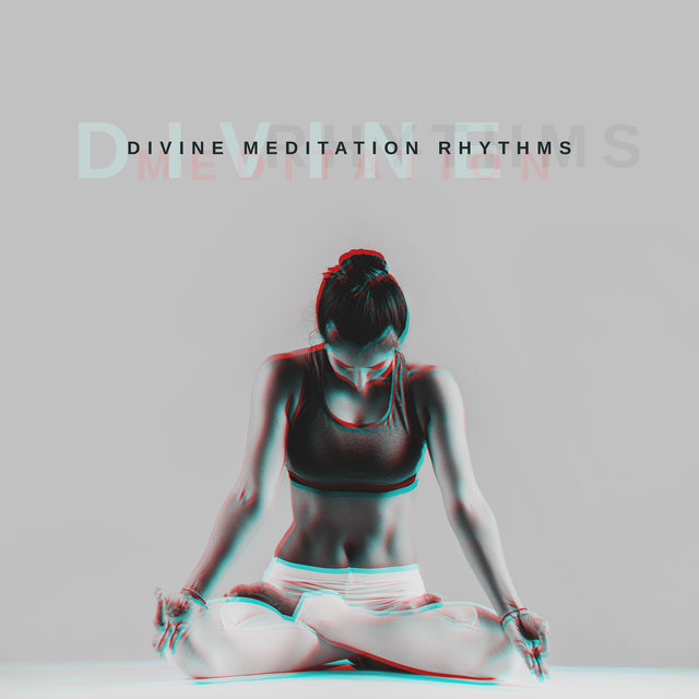 Divine Meditation Rhythms: Deep Ambient Yoga & Meditation Music Set 2020