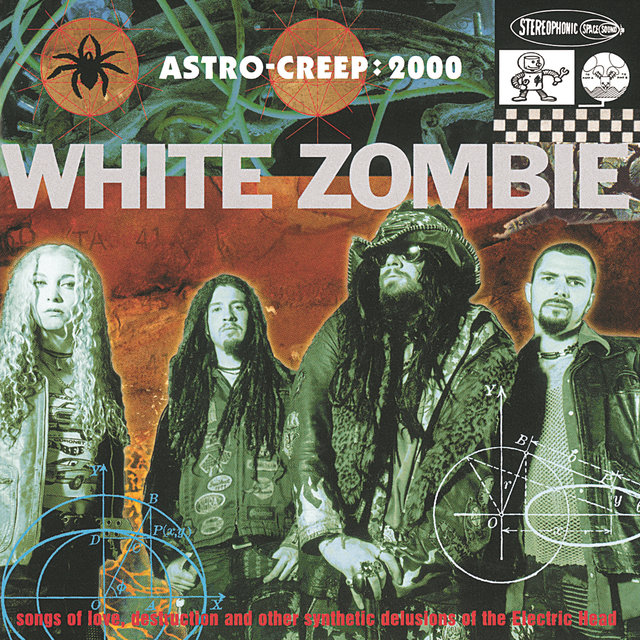 Astro Creep: 2000 Songs Of Love, Destruction And Other Synthetic Delusions Of The Electric Head (Explicit Version)