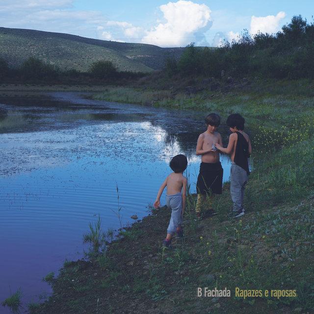 Cover art for album Rapazes e Raposas by B Fachada