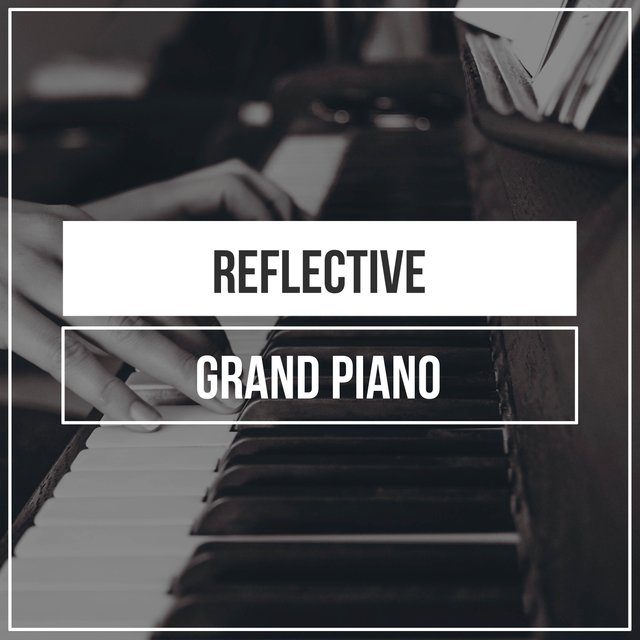Reflective Background Grand Piano Duets