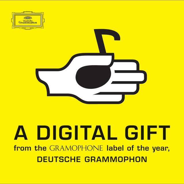 A Digital Gift From The Gramophone Label Of The Year, Deutsche Grammophon