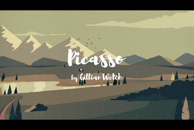 Picasso (Lyric Video)