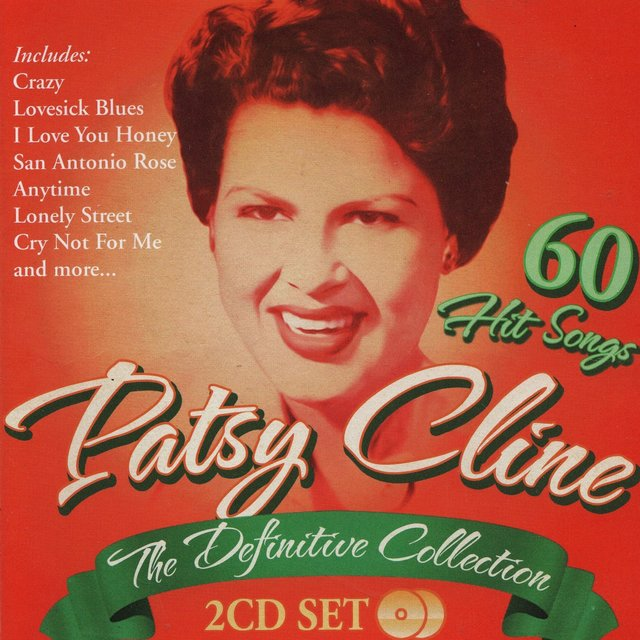 Patsy Cline- The Definitive Collection